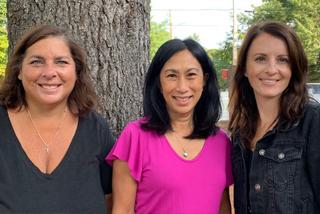 Jenn, Liza & Lauren